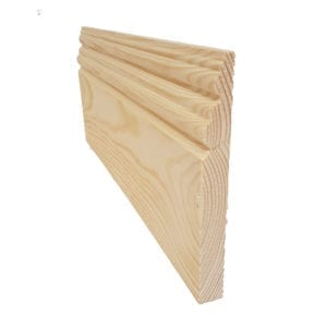 large reed profile absolute mouldings
